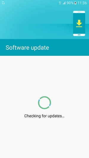 Update software - Samsung Galaxy J5 Prime - Android 6 0
