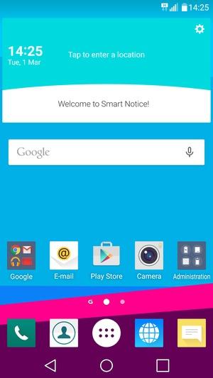 set up exchange email lg g4 android 6 0 smart guides rh helpforsmartphone com Manual for LG Optimus LG Sim Card Location
