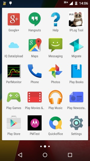 Update software - Motorola Android - Android 5 0 - Smart Guides
