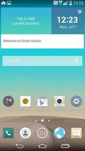 set up exchange email lg g3 android 4 4 smart guides rh helpforsmartphone com Verizon LG User Guide Verizon LG User Guide