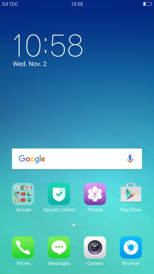 Set Up Exchange Email Oppo A37 Android 5 1 Smart Guides