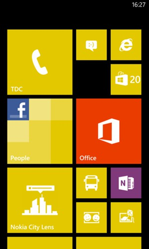 Install apps - Nokia Lumia 925 - Windows Phone 8 - Device Guides