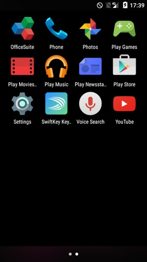 Set up Internet - Caterpillar CAT S40 - Android 5 1 - Device Guides