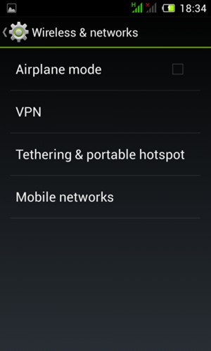 Select Mobile networks