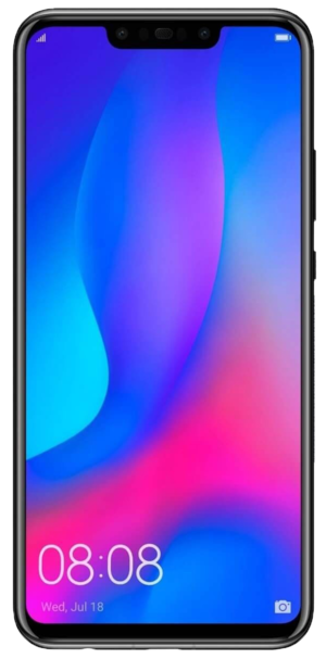 Activar/Desactivar sonido - Huawei Nova 3 - Android 8 1