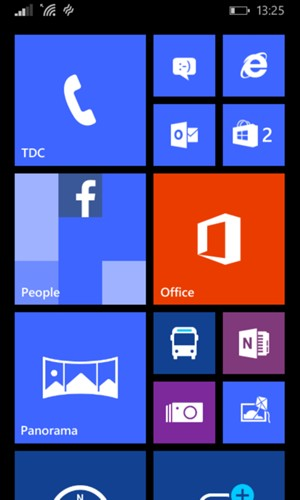 Update software - Nokia Lumia 520 - Windows Phone 8 1