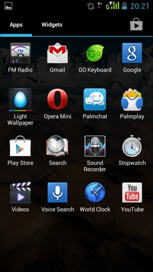 Install apps - Infinix Surf Smart 3G - Android 4 0 - Device Guides