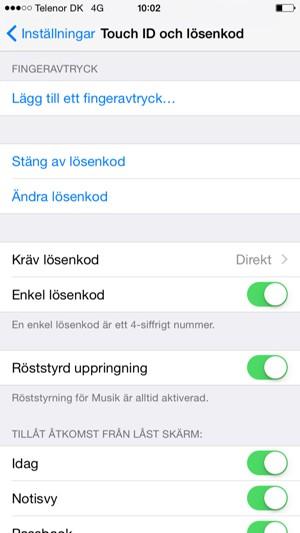 BYTA PINKOD IPHONE 6