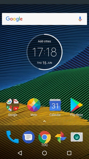 how to turn off safe mode on moto g 3