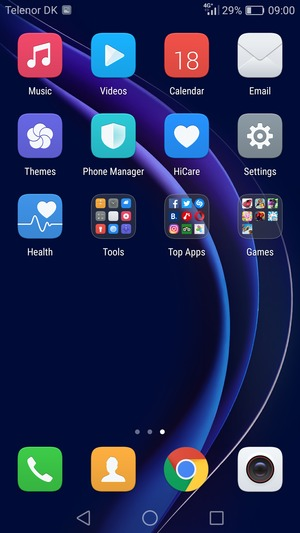 Set up Internet - Huawei Honor 8 - Android 6 0 - Device Guides
