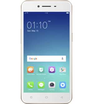 Back up phone - OPPO A37 - Android 5 1 - Device Guides