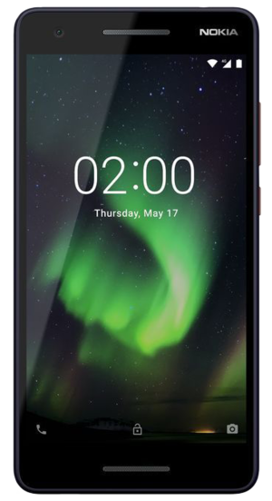 Turn sound on/off - Nokia 2 1 - Android 8 1 - Device Guides