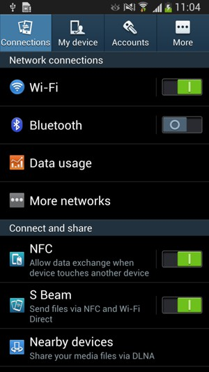 Set up sms samsung galaxy ace 2 android 4. 1. 2 device guides.