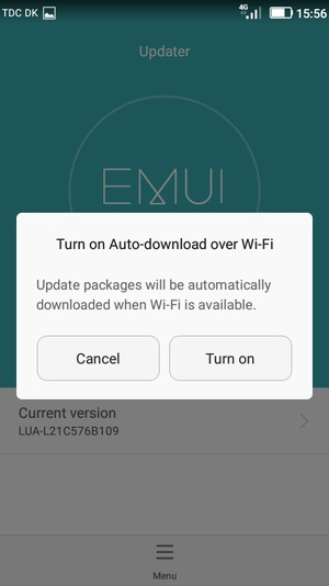 Update software - Huawei Y3II - Android 5 1 - Device Guides