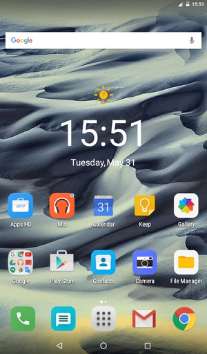 Update software - Alcatel One Touch Pixi 4 (7) - Android 6 0