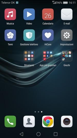 Calendario Huawei.Utilizzare Il Telefono Come Modem Huawei P9 Lite Android