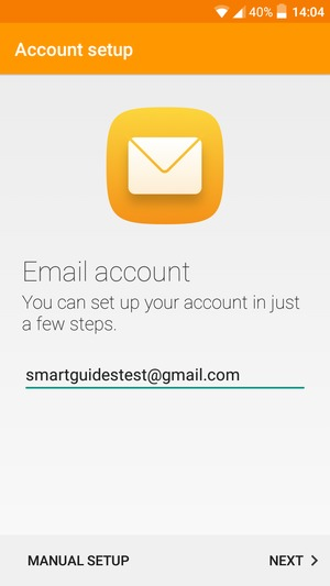 how to change gmail address on android phone