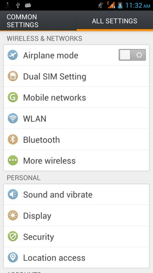 how to set up lime mobile internet