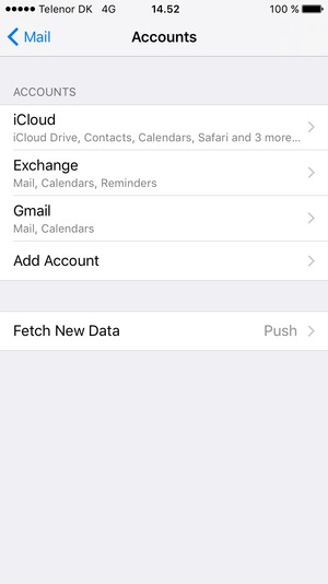 Select Fetch New Data