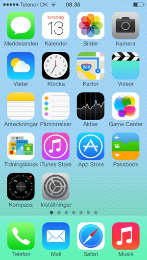 how to turn on roaming on iphone 5s