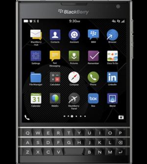 Set up Hotmail - BlackBerry Passport - 10 3 - Device Guides
