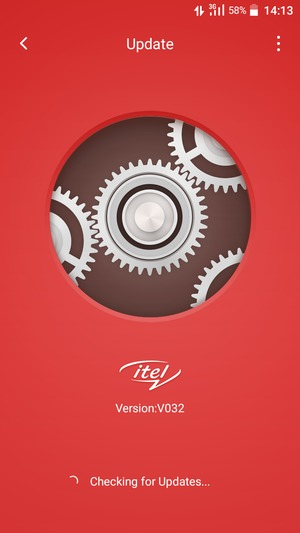 Update software - Itel S32 - Android 7 0 - Device Guides