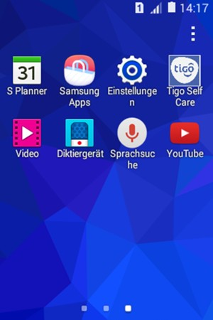 Kontakte Importieren Samsung Galaxy Young 2 Android 4 4 Device