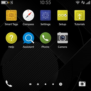 blackberry q10 manual network selection