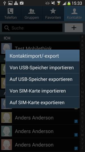 Fotos Auf Sd Karte Verschieben S4.Kontakte Importieren Samsung Galaxy S4 Plus Android 4 2 2