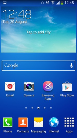 Set up internet samsung galaxy ace 2 android 4. 1. 2 device guides.