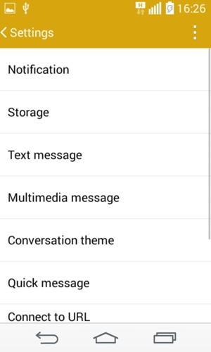 BELLOO SMS