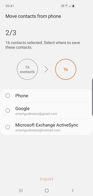 how to download contacts from google account to phone