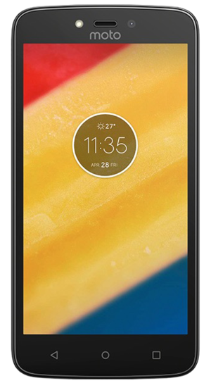 Turn sound on/off - Motorola Moto C Plus - Android 7 0 - Device Guides