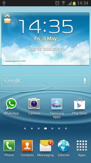 set up pop3 imap email samsung galaxy s3 mini android 4 1 rh helpforsmartphone com Samsung Galaxy S3 Tips and Tricks Samsung Galaxy S3 Instruction Manual PDF