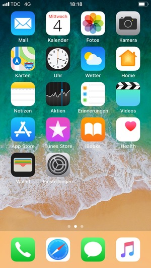 Kontakte Importieren Apple Iphone 6 Ios 12 Device Guides