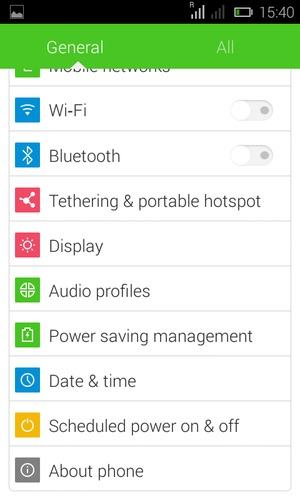 Update software - Tecno Y2 - Android 4 4 - Device Guides