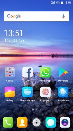 Install apps - Itel S32 - Android 7 0 - Device Guides
