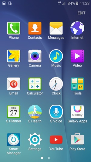 Update software - Samsung Galaxy J5 - Android 5 1 - Device