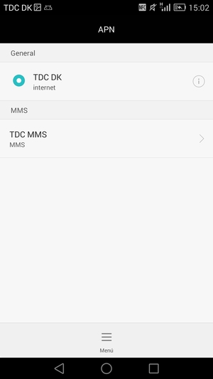 how to receive mms on huawei