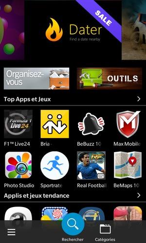 bonnes applications de datation pour BlackBerry meilleur site de rencontres Ghana