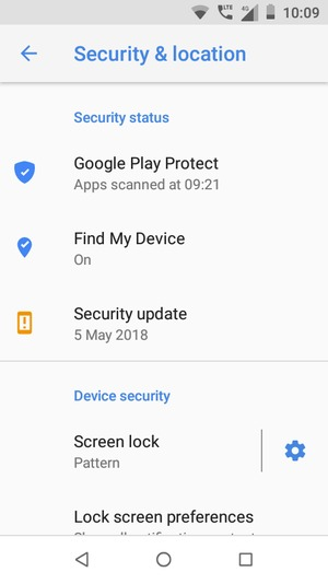 Secure phone - Nokia 1 - Android 8 1 - Device Guides