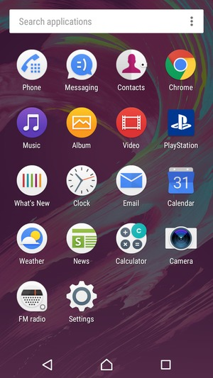 Set up roaming - Sony Xperia XA Ultra - Android 6 0 - Device Guides