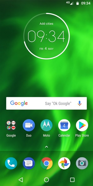 Extend battery life - Motorola Moto G6 Play - Android 8 0