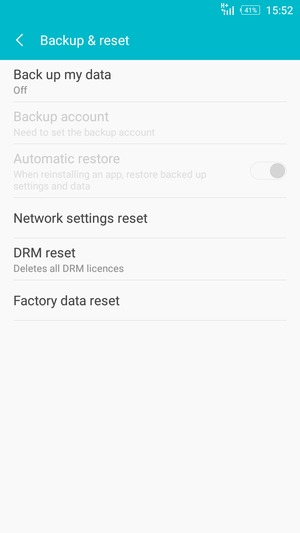 Back up phone - Infinix Hot 4 Pro - Android 6 0 - Device Guides