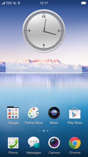 Install apps - OPPO R5 - Android 4 4 - Device Guides