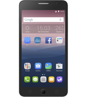 Apps Alcatel One Touch