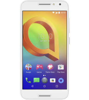 Set up SMS - Alcatel A3 - Android 6 0 - Device Guides