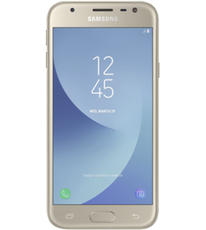 Set up Internet - Samsung Galaxy J3 (2017) - Android 7 0 - Device Guides
