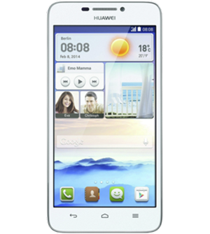 Set up Internet - Huawei Ascend G630 - Android 4 3 - Device