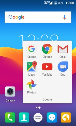 Set up POP3/IMAP email - Tecno S1 - Android 6 0 - Device Guides